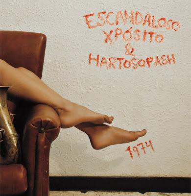 Escandaloso Xpósito & Hartosopash - 1974 (España)