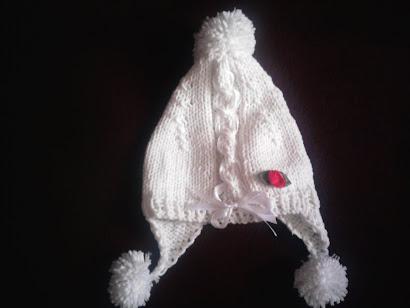 czapka dla dzidziusia-dla studio-foto