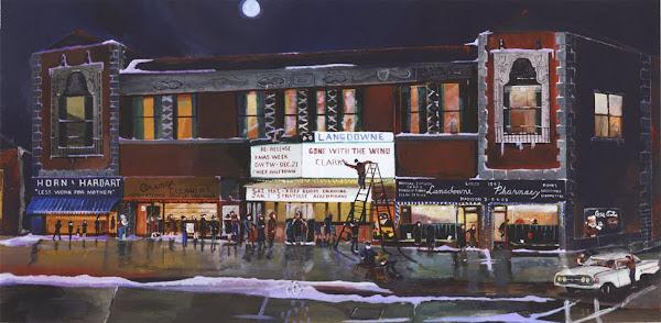 Lansdowne Movie Theater