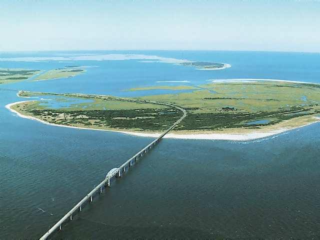 How Far Is Chesapeake Bay From Virginia Beach