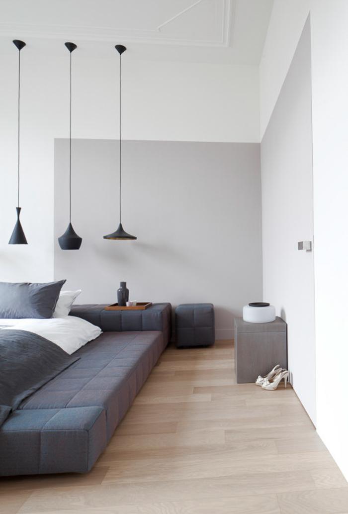 Decoración habitación doble cama