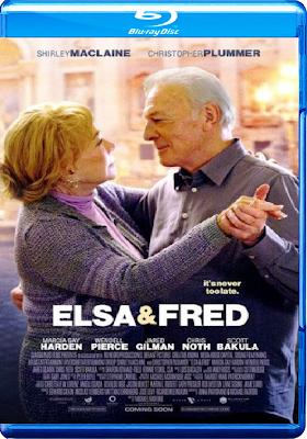 Elsa & Fred 2014 BluRay 480p 300mb ESub