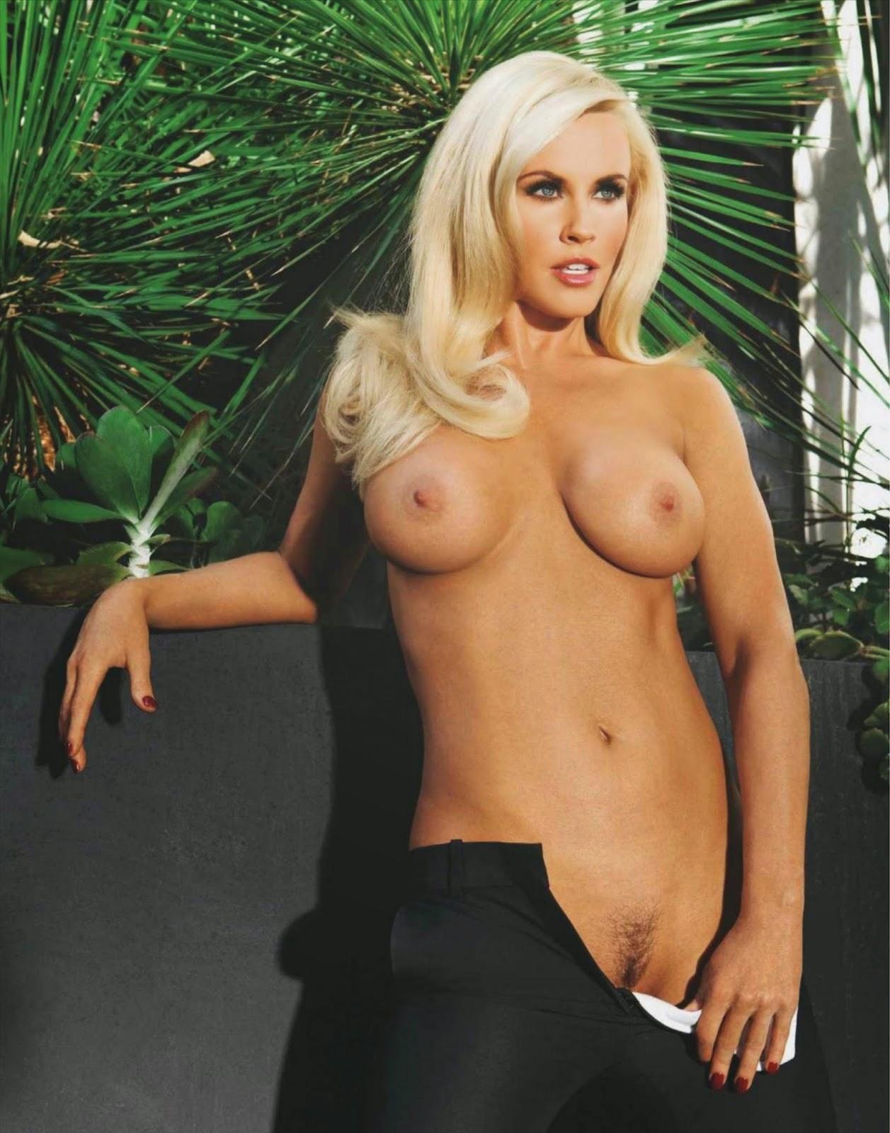 Jenny McCarthy vuelve a posar desnuda para Playboy