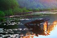 Водоемы, рыбалка, пляж в окрестности Стромыни