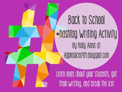 https://www.teacherspayteachers.com/Product/Back-to-School-hashtag-Writing-Activity-2019041