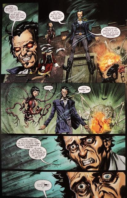 Witch Doctor Mal Practice # 3 - Brandon Seifert Lukas Ketner