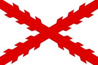 Cruz de Borgoña, Cruz de San Andres