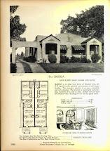Art Deco House Plans