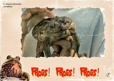 Frogs - Streichel den Frosch