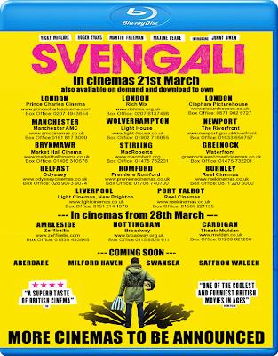 Svengali (2013) 1080p Latino