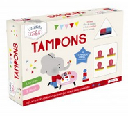 les ateliers créa : TAMPONS