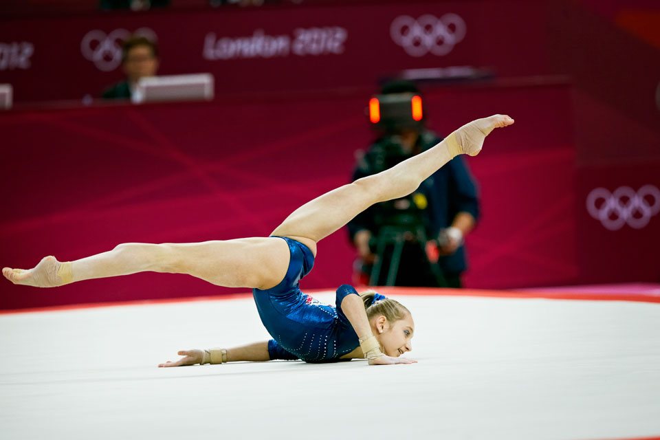 artistic gymnastics september 2012