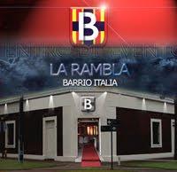 BARRIO ITALIA / LA RAMBLA I - II