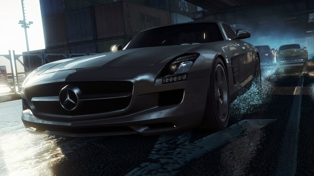 لعبة نيد فور سبيد Need for speed 2