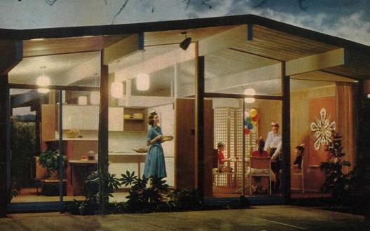 Dixie delux joesph eichler for Modern house jobs