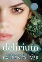 Delirium by Lauren Oliver - Top Ten Tuesday(4)