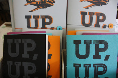 up up and away book