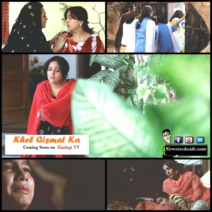 Khel Qismat Ka Upcoming Zindagi TV Show Story, Cast and Timing