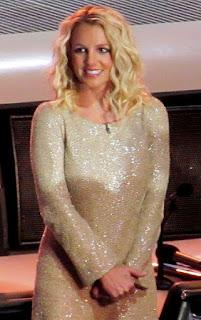 Britney Spears X Factor 2012