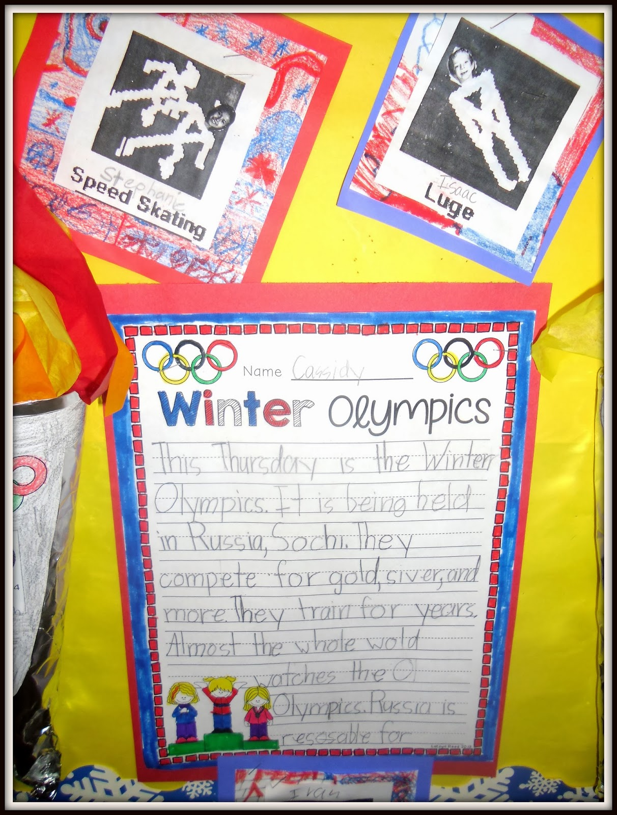 """olympics essay for children """"the twisted inversion that many children of  they go to the fourth of july fireworks by the brooklyn bridge every year and root for the us in the olympics."""