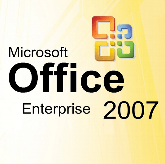 MS Office 2007 Enterprise Free Download