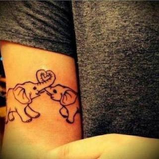 tatuagem pequena