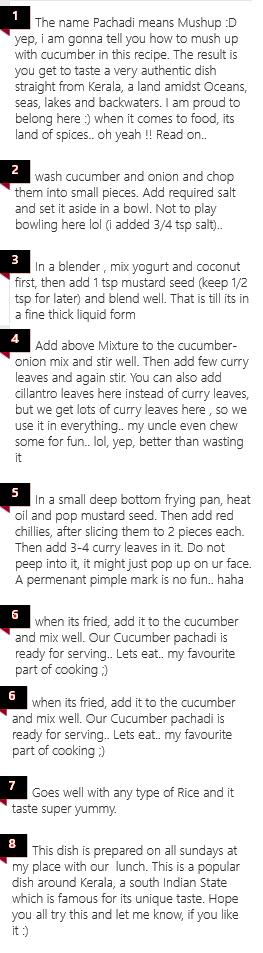 Healthy Vegetarian Indian Salad Recipes