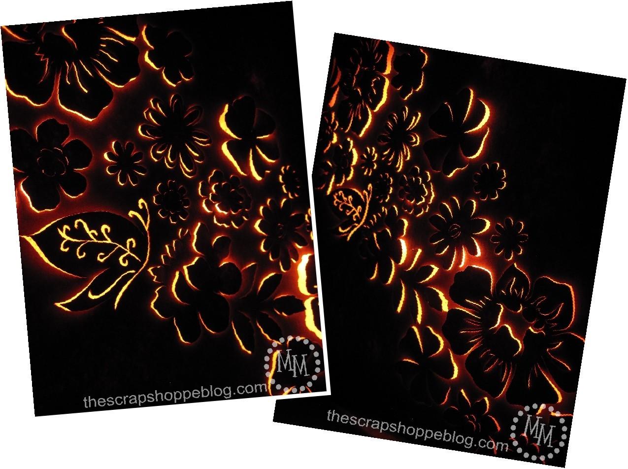 Модульные картины с подсветкой своими руками
