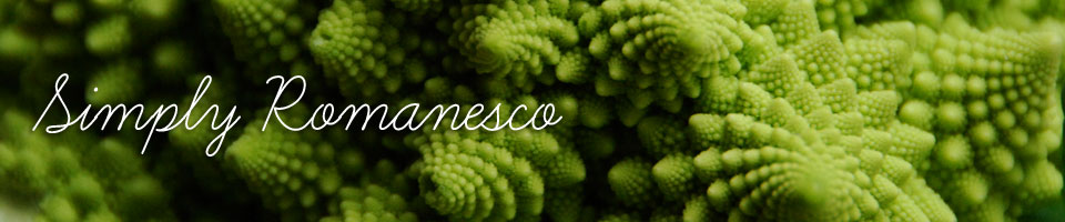Simply Romanesco