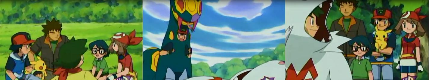 Pokémon - Capítulo 8 - Temporada 7 - Audio Latino