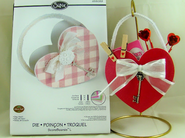 Heart Bag for all Occasions