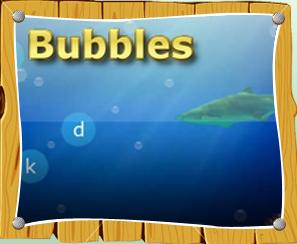 Game tập đánh máy bong bóng chữ tại DanhMay.com