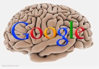 Bahaya, Tanda Kebodohan Jika Sering Pakai Google!