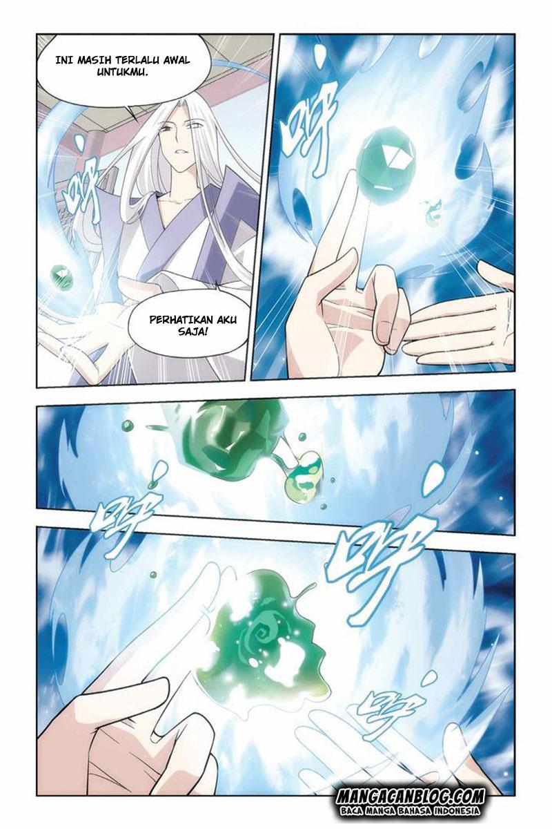 Battle Through Heaven Chapter 06-8