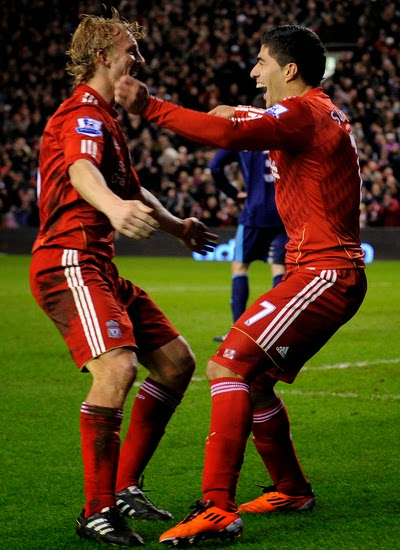 Luis Suarez+Lucas Liverpool 20132014