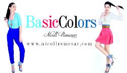 Colección Basic Colors