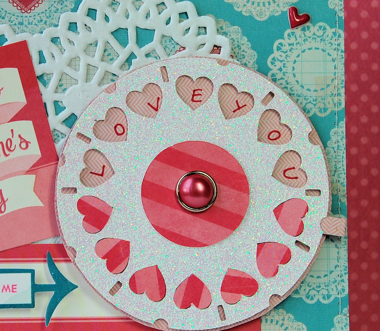 6 Cards for Valentine's Day by Ang Mansfield of Paper and Ribbons
