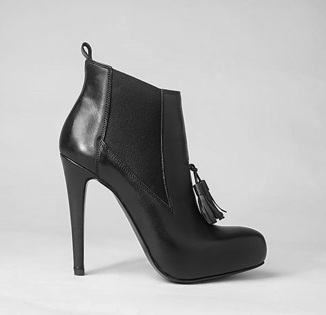 All Saints Kiss Tassel Chelsea Boot | La Maison Sartorie D'Amber | Laura Muscat Favourite