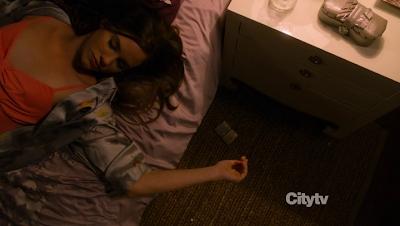 Charlotte Grayson suicidio.