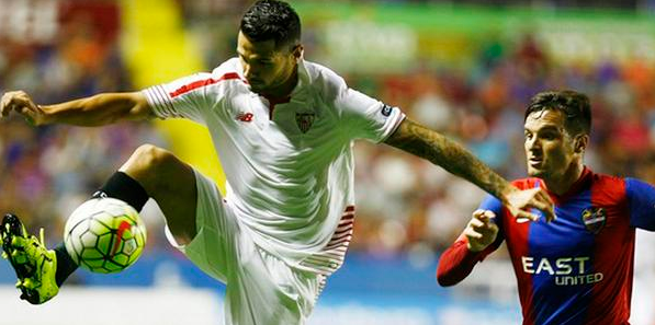 Levante Di Tahan Imbang Sevilla, Hasil Akhir Imbang 1-1 Pada La Liga Pekan Ketiga