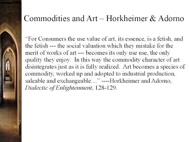 adorno and horkheimers dialectic of enlightenment essay This, then, was the hand that horkheimer dealt adorno when he set him to work on the culture industry chapter (as i've discussed elsewhere, horkheimer's extensive correspondence with the new york branch of the institute opens a window on how the writing of dialectic of enlightenment progressed): what the chapter adorno was writing had to do was show how the promise of enlightenment.