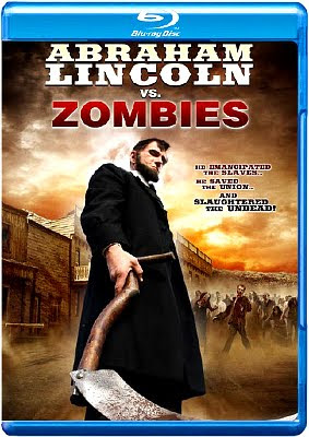 Filme Poster Abraham Lincoln vs. Zombies BRRip XviD & RMVB Legendado