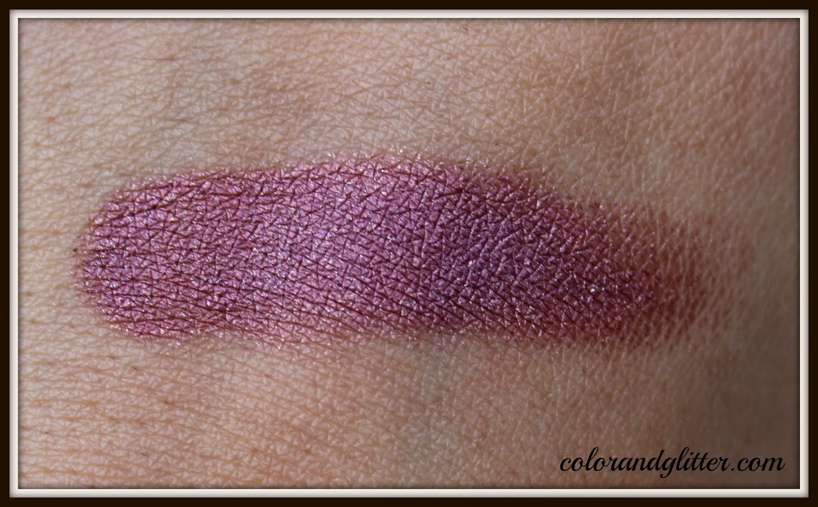 Maybelline Color Tattoo in Pomegranate Punk || Review & Swatches