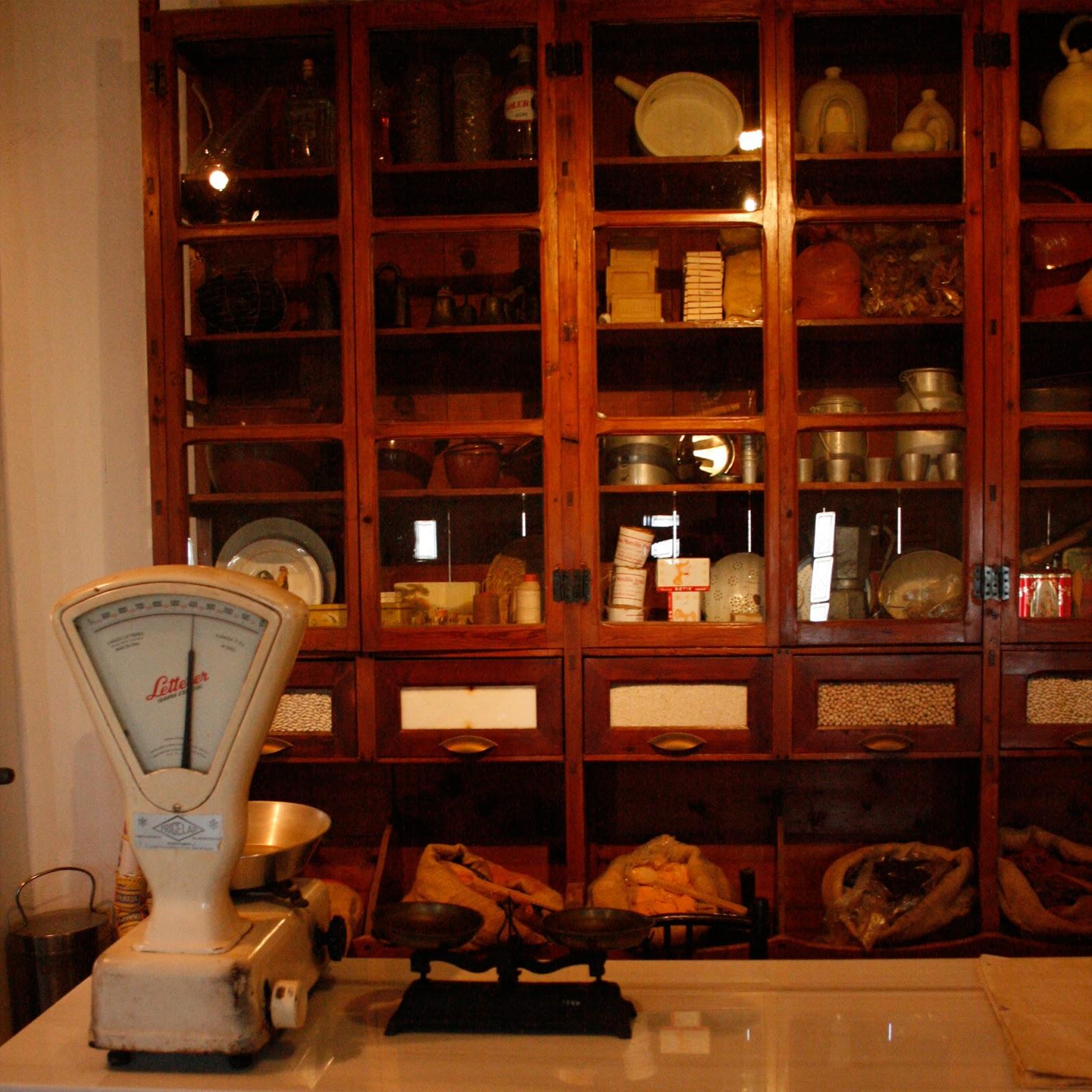 colección, etnologia