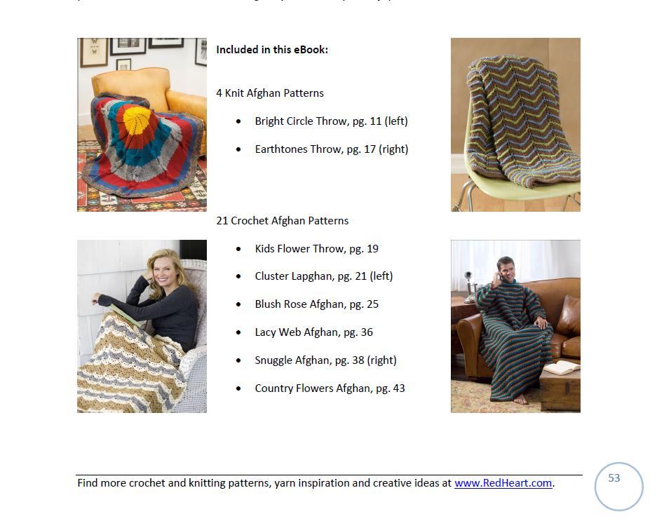 Patrones tutoriales de crochet, dos agujas - El Baul de Crochet y Telar