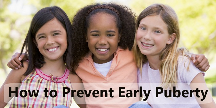 How to Prevent Early Puberty in Girls ~ Eco-novice