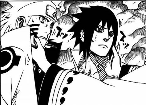 Read Naruto Chapter 681 - MangaFreak