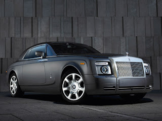 Rolls Royce Phantom Coupe 2012