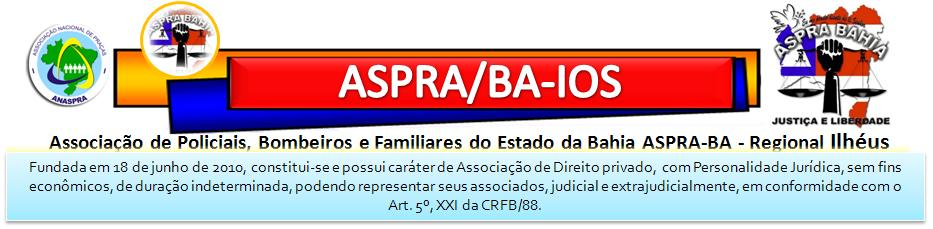 ASPRA-BA  REGIONAL ILHÉUS