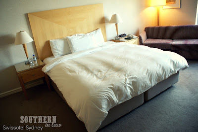 Swissotel Sydney Executive Club Room - King Bed